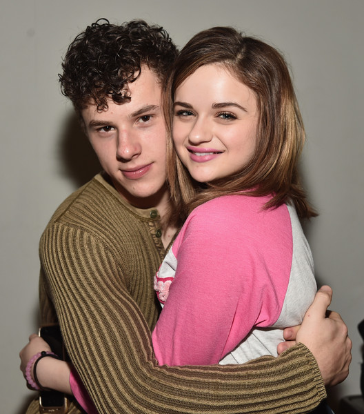 Actor, Nolan Gould and Actress, Joey King.
