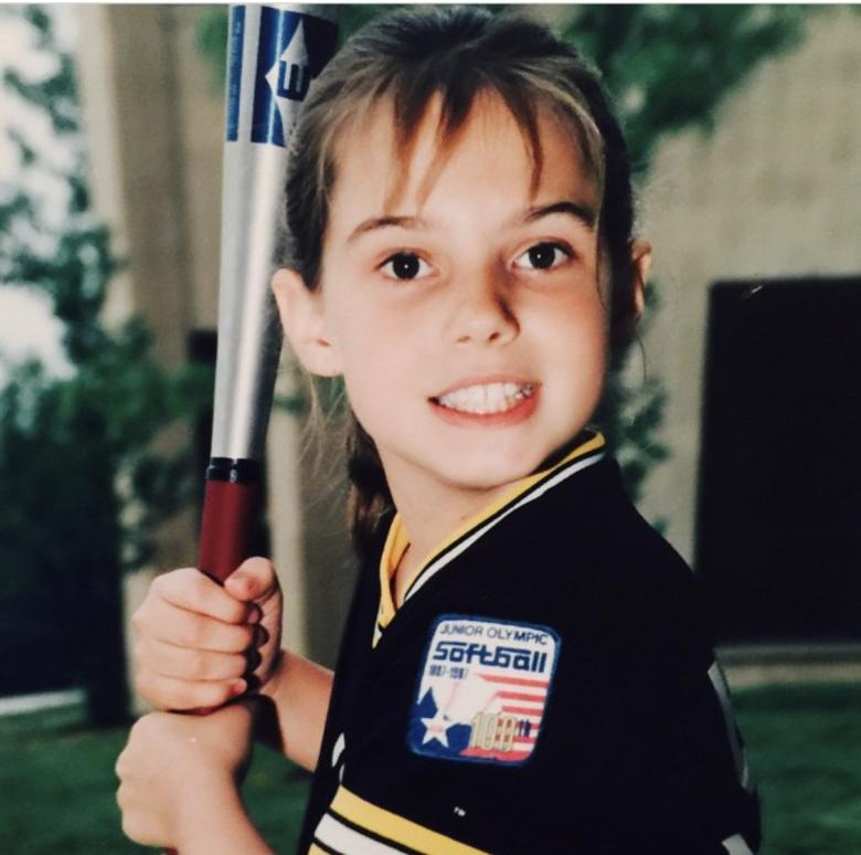 Lisa Boothe was an athlete at a young age