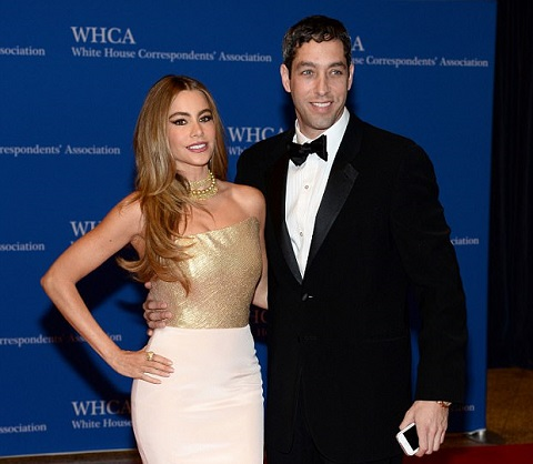Sofia Verger and Nick Loeb